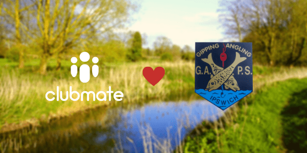 Gipping Angling Preservation Society selects Clubmate